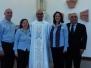 Pastoral Familiar da Paróquia São João Batista, colaborando no Sacramento do Matrimônio na Capela Nossa Senhora de Fátima no Parque das Aves.